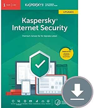 Kaspersky Internet Security 2019 - Dijital Kod (License Key) - E-mail ile teslimat (1 Cihaz 1 Yıl - Upgrade)