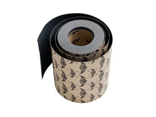 (Jessup Griptape, the Original Skateboard Griptape Roll (9-Inch x 60-Feet, Black) by Jessup Grip Tape)