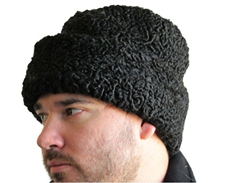 Black Persian Lamb Ambassador - Hat Ambassador Men's
