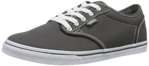 Sneaker Canvas 4wv PEWTER Grigio LOW Grau ATWOOD W donna CANVAS Pewter Vans 4qaZwX