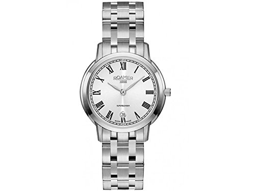 Roamer Ladies Watch Classic Line Ladies Superslender 515811 41 22 50