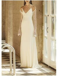Marion Chantilly Lace Slip Gown