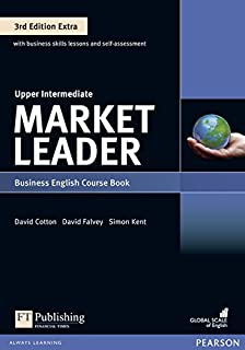 Market leader upper intermediate course book with dvd rom market leader extra upper intermediate course book wdvd rom 3rd edition fandeluxe Choice Image