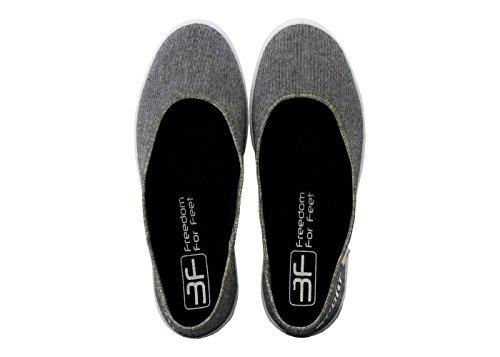 3f Cerrado Freedom Sport 5lb p de 4 for Lona Mujer Feet Grau UURZ6rpWS