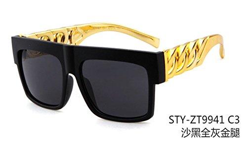 Twist Sunglasses Fashion Ladies H Sunglasses De JUNHONGZHANG Fashion Gafas Sol Sunglasses do UCzxqntYFw