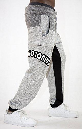 Notorius -  Pantaloni sportivi  - Uomo