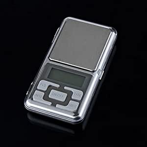 Mini Digital Portable LCD Electronic Scale Weighting Weight Scales Jewelry Diomand Balance digital scale cooking scale