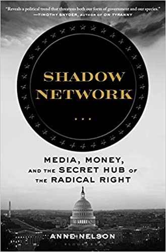 Image result for right wing shadow network ann