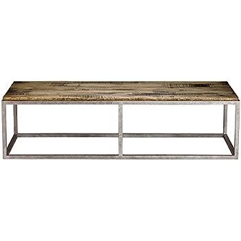 Amazoncom Ethan Allen Albee Coffee Table Loft Kitchen Dining - Silverado rectangular coffee table