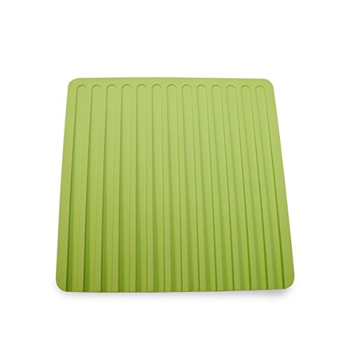 Zuhne Silicone Drying Garden Green