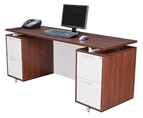 Regency Modern Executive Desk Executive Desk Dimensions: 71
