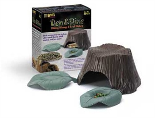 Lee's Den and Dine Herp Hideout Lee' s Pet Products 20153