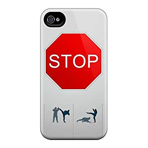 Cute Appearance Covers/uUS5949pWcx Stop H8 Cases For Iphone 6