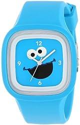 Sesame Street SW628CM Cookie Monster Jelly Watch Case