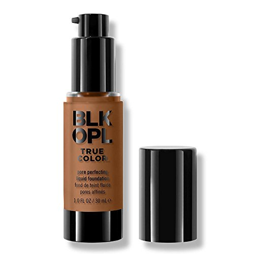 Black Opal 1 Ounce True Color Pore Perfecting Liquid Foundation Truly Topaz