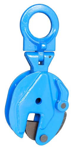I-lift Equipment ICD0.8 Universal Plate Clamp, 1760 Lb. Working Load Limit