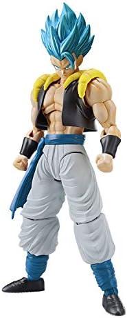 Bandai Spirits Figure-Rise Standard Super Saiyan God Super Saiyan Gogeta Dragon Ball Super,Multi