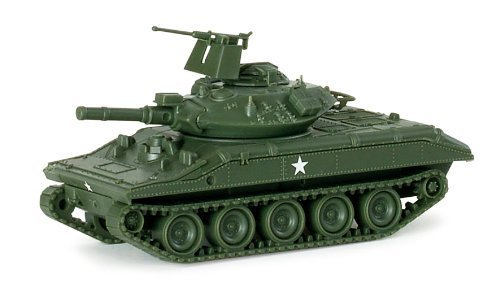 Light Tank Sheridan M551 254 US Army by Herpa Military for sale  Delivered anywhere in USA