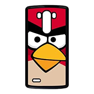 angry birds red bird LG G3 Cell Phone Case Black custom made pgy007-9999018