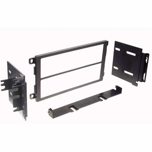 Best Kits BKGMK422 Double DIN Installation Dash Kit for 1992-Up GM Vehicles