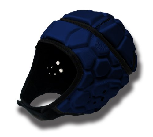 Barnett Heat Pro Helmet, Size L, Navy (Best Navy Football Helmets)