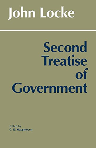 Second Treatise Of Govt.