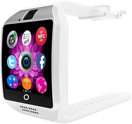 FOTOWELT Reloj Elegante, 2016 Más Nuevo Q18 SmartWatch con la ...