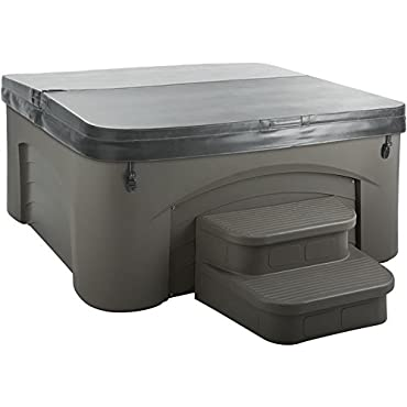 Aquaterra Spas Grayson 4-Person Hot Tub Spa (Certified Refurbished)