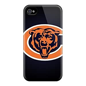 Premium Chicago Bears Back Cover Snap On Case For iphone 5c