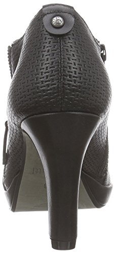 bugattiV4936PR6N - botas Mujer Negro - negro