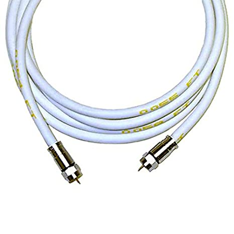 Amazon Com 25 Ft Rg6 Coaxial Rg 6 Jumper Coaxial Cable Digital 75