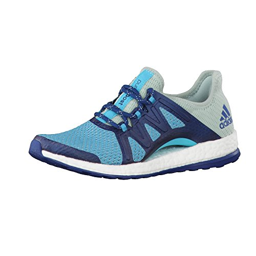 adidas Pureboost Xpose, Chaussures de Fitness Femme Multicolore - vert/bleu (Vertac/Azuene/Azunoc)