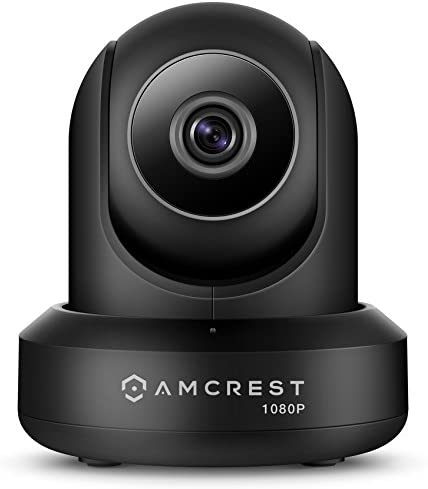 Amcrest ProHD 1080P WiFi Camera 2MP 1920TVL Indoor Pan Tilt Security Wireless IP Camera, Updated Javascript Firmware, Version 2, IP2M-841B Nuit