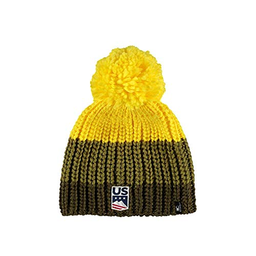 Spyder Active Sports Women's U.S. Ski Team Twisty Hat,  Sun,  One Size