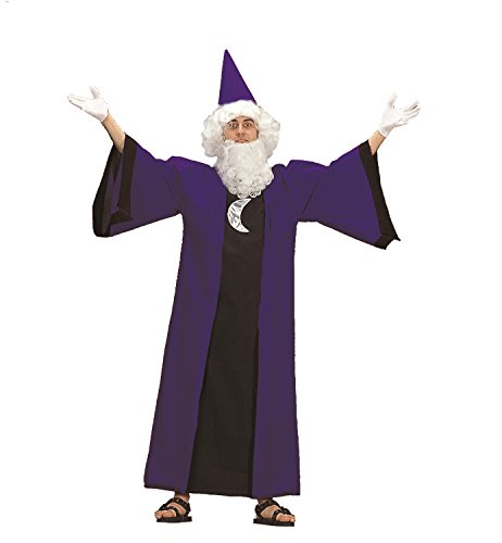 [RG Costumes 80013 Merlin The Wizard Costume - Size Adult Standard] (Merlin Costumes)