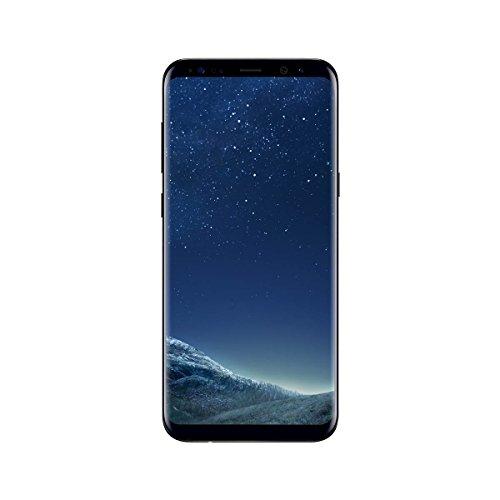 Samsung Galaxy S8 Smartphone, 4GB RAM, 64GB, 12MP, Android 9, (Versión española: incluye Samsung Pay, compatibilidad de redes), Negro, 5.8″