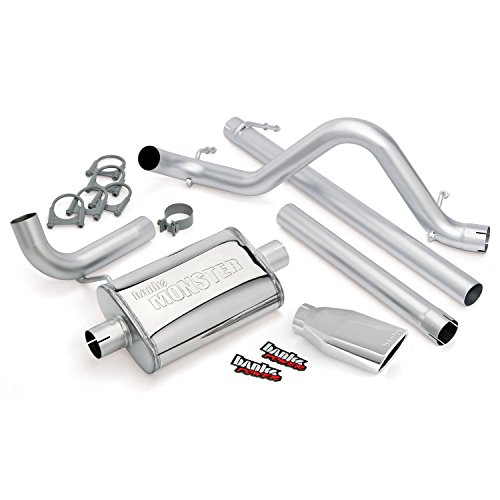 Banks 51322 Monster Exhaust System -