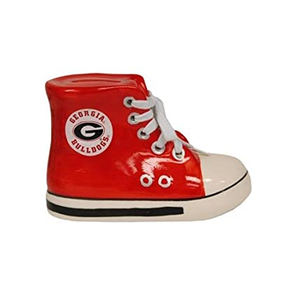 low priced 68dda a5faf Image Unavailable. Image not available for. Color  Game Day Outfitters NCAA  Georgia Bulldogs Shoe Bank, One Size, Multicolor