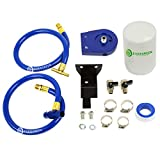 Coolant Filtration System / Filter Kit for 2003-2007 Ford 6.0 Powerstroke F250 F350 Evergreen CFK-6.0