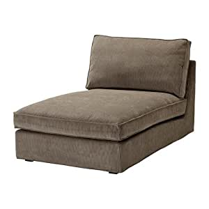 Amazon.com: Ikea Kivik Chaise Lounge Slipcover Corduroy ...
