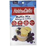HoldTheCarbs Low Carb Muffin Mix with Stevia and Erythritol, 110g