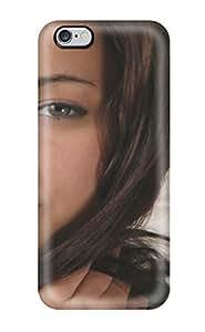 SiABeiK4624qnPPB Case Cover Protector For Iphone 6 Plus Brunette Georgia Jones Women People Women Case