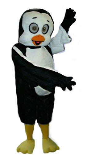 cjs huggables Mascots USA Custom Professional Low Cost Penguin Mascot Costume