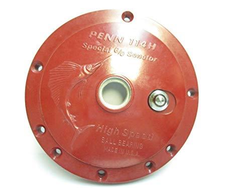 PENN Reel Part - 27N-114H Senator 114H - Left Side Plate Assembly