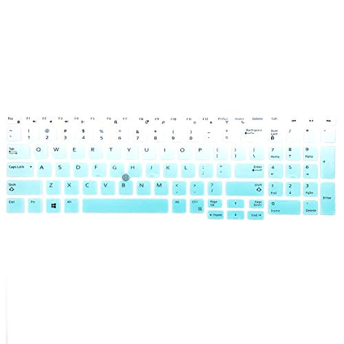 [해외]Keyboard Cover for 15.6 Dell Latitude 5580 5590 5591 E5550 E5570 15.6 Precision M5520  17.3 Dell Precision M7510 M7520 M7710 M7720 Laptop Skin -MintGreen / Keyboard Cover for 15.6 Dell Latitude 5580 5590 5591 E5550 E5570 15.6 Preci...