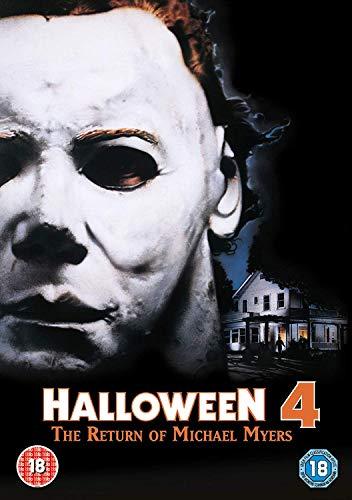 Halloween 4: The Return of Michael Myers [DVD] [2018]