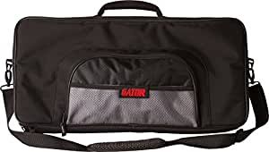 """Gator Cases G-MULTIFX-2411 Padded Utility Bag for Guitar Pedals, DJ Controllers, Micro Synths, and more, 24.5"""" X 11.5"""" x 4"""""""