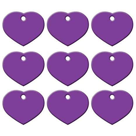 48ea8ea32c28 Flyingpets ID Tags - Wholesale 100Pcs Heart Love Personalized Dog Cat Pet  ID Tags Customized Engraving
