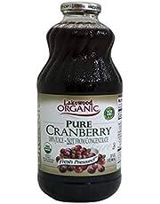 Lakewood Organic Pure Cranberry, 946ml