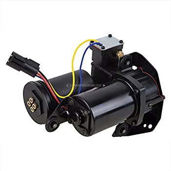Air Suspension Compressor W/Drier For Ford Expedition & Lincoln Navigator - BuyAutoParts 78-10010AN New